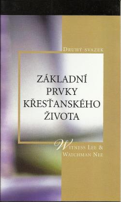 Základní prvky křesťanského života, 2. svazek obálka knihy
