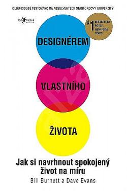 Designérem vlastního života obálka knihy