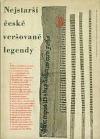Nejstarší české veršované legendy - soubor rukopisných zlomků