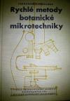 Rychlé metody botanické mikrotechniky
