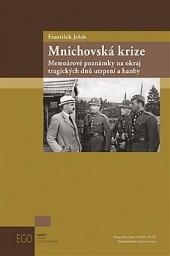 Mnichovská krize obálka knihy