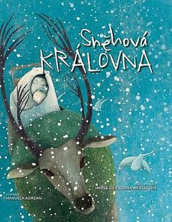 Sněhová královna obálka knihy