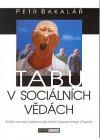 Tabu v sociálních vědách