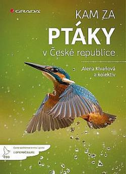 Kam za ptáky v České republice obálka knihy