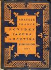 Povídky Jakuba Kuchtíka
