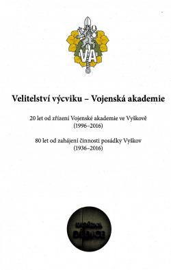 Velitelství výcviku - Vojenská akademie obálka knihy