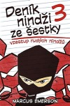 Deník nindži ze šestky 3 - Vzestup rudých nindžů