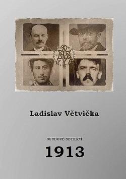 Osudové setkání 1913 obálka knihy