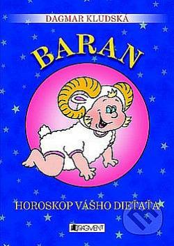 Baran - horoskop vášho dieťaťa obálka knihy