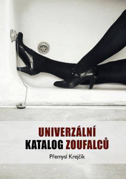 Univerzální katalog zoufalců obálka knihy