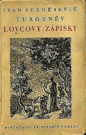 Lovcovy zápisky obálka knihy