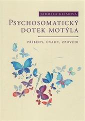 Psychosomatický dotek motýla obálka knihy