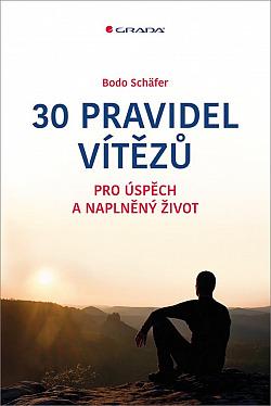 30 pravidel vítězů pro úspěch a naplněný život obálka knihy