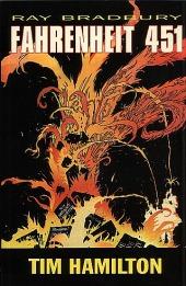 451 stupňů Fahrenheita: Grafický román