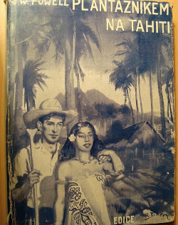 Plantážníkem na Tahiti obálka knihy