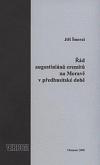 Řád augustiniánů eremitů na Moravě v předhusitské době