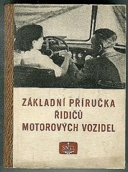 Základní příručka řidičů motorových vozidel obálka knihy