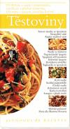 Těstoviny - jednoduché recepty obálka knihy