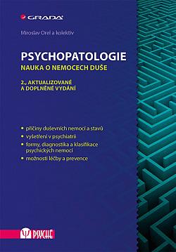 Psychopatologie obálka knihy