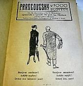 Francouzsky v 1000 slovech: Dle Ch. Bouchholtze a Dr. E. Wallenberga obálka knihy