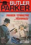 """Parker vyhmátne """"testovače"""" obálka knihy"""