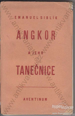Angkor a jeho tanečnice