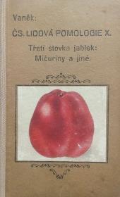 Jablka : III. stovka: Mičurinovy odrůdy a jiné