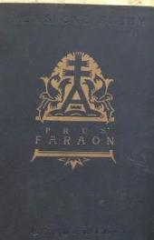 Faraon I. obálka knihy