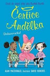 Čertice Andělka - Dohazovačka! obálka knihy