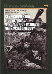 Československá lidová armáda v koaličních vazbách Varšavské smlouvy obálka knihy
