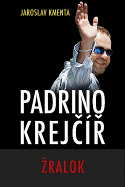 Padrino Krejčíř - Žralok obálka knihy