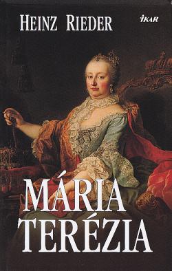 Mária Terézia obálka knihy