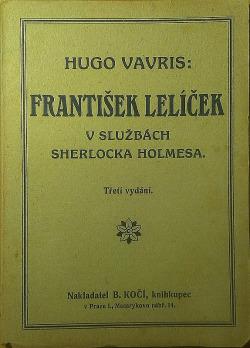 František Lelíček v službách Sherlocka Holmesa