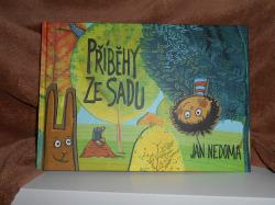 Příběhy ze sadu obálka knihy