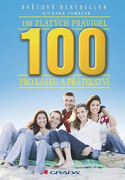100 zlatých pravidel pro lásku a přátelství obálka knihy