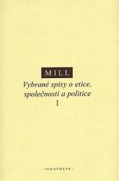 Vybrané spisy o etice, společnosti a politice I. obálka knihy
