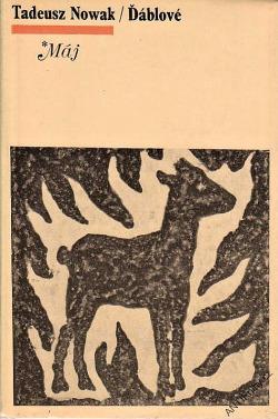 Ďáblové obálka knihy