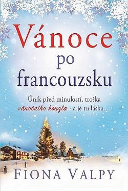 Vánoce po francouzsku obálka knihy