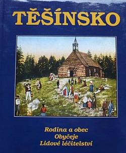 Těšínsko 3. díl obálka knihy