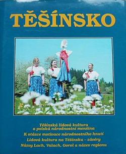 Těšínsko 5. díl obálka knihy