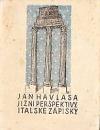 Jižní perspektivy / Italské zápisky obálka knihy