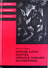 Arsène Lupin kontra Herlock Sholmes (Blondýnka)