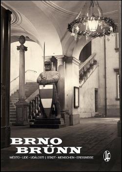 Brno: město - lidé - události obálka knihy