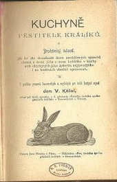 Kuchyně pěstitele králíků obálka knihy