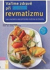 Vaříme zdravě při revmatizmu obálka knihy