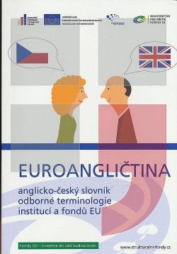 Euroangličtina obálka knihy