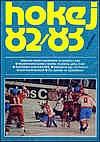 Hokej 82/83 - ročenka