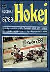 Hokej 87/88 - ročenka