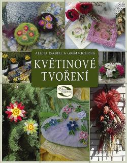Květinové tvoření obálka knihy