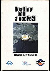 Rostliny vod a pobřeží obálka knihy